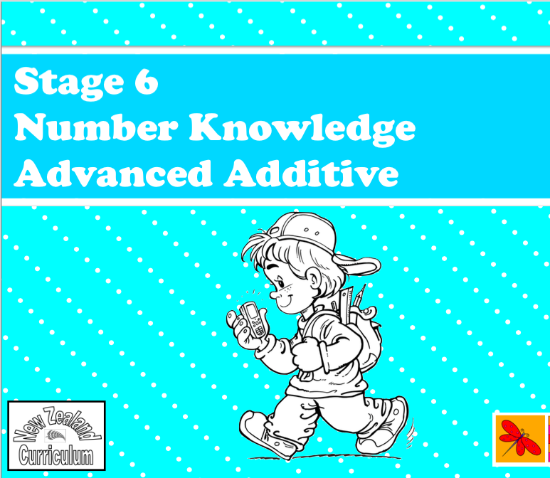 Maths Number Knowledge: Games for Numeracy Stage 6 (*NZ links)